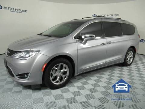 2018 Chrysler Pacifica for sale at MyAutoJack.com @ Auto House in Tempe AZ