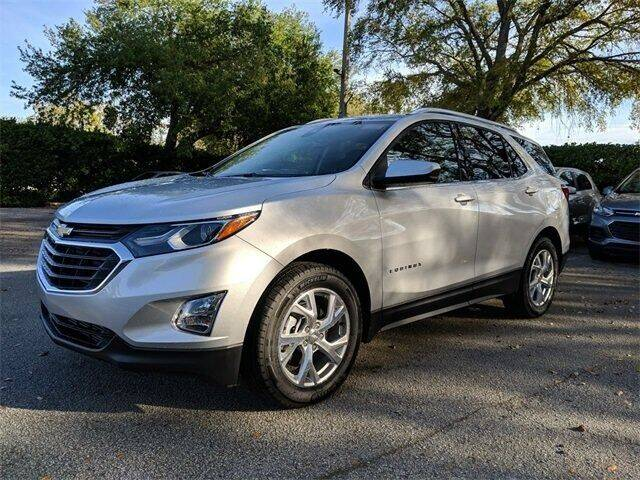 2020 Chevrolet Equinox for sale at Ultimate Car Solutions in Pompano Beach FL