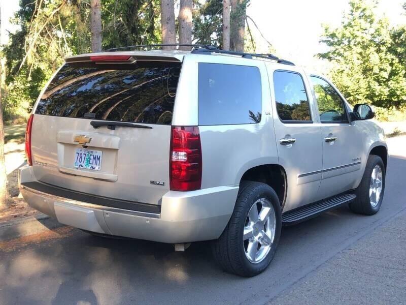 2009 Chevrolet Tahoe for sale in Milwaukie, OR