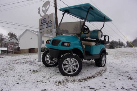 2016 Club Car Precedent Gas EFI Phantom for sale at Area 31 Golf Carts - Gas 4 Passenger in Acme PA