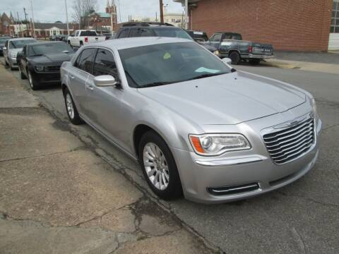 2012 Chrysler 300 for sale at Downtown Motors in Macon GA