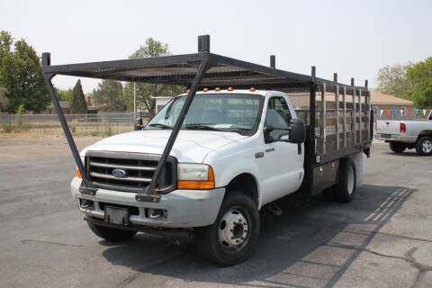2001 Ford F-450 Super Duty for sale at Motor City Idaho in Pocatello ID