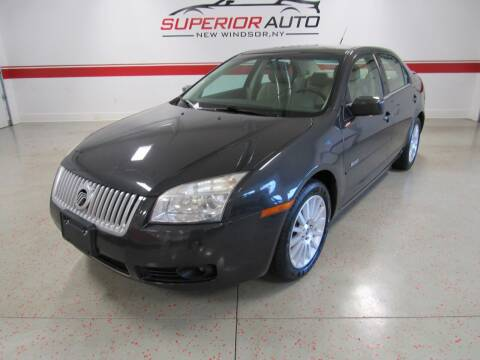 2007 Mercury Milan for sale at Superior Auto Sales in New Windsor NY