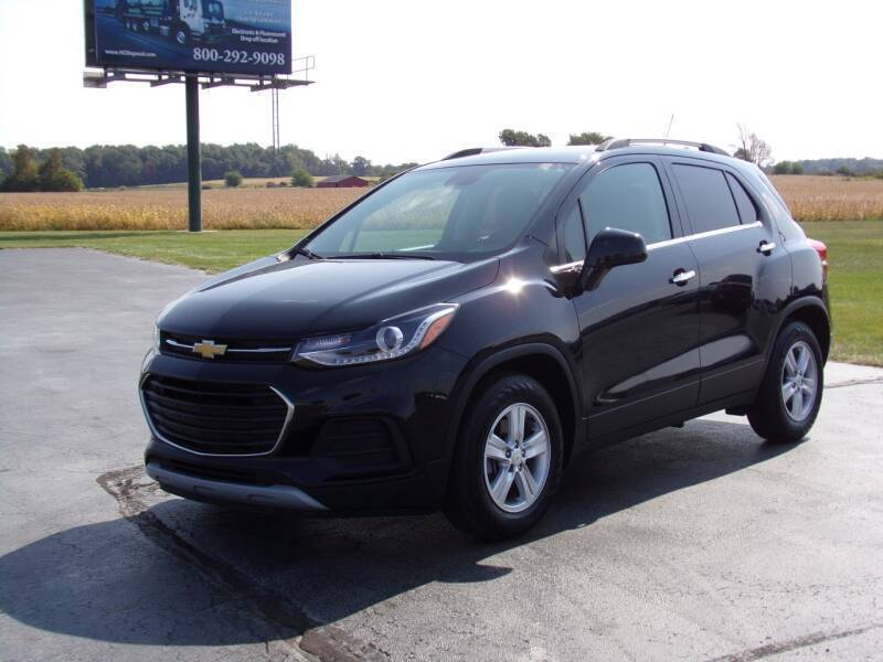 2019 Chevrolet Trax for sale at Westpark Auto in Lagrange IN