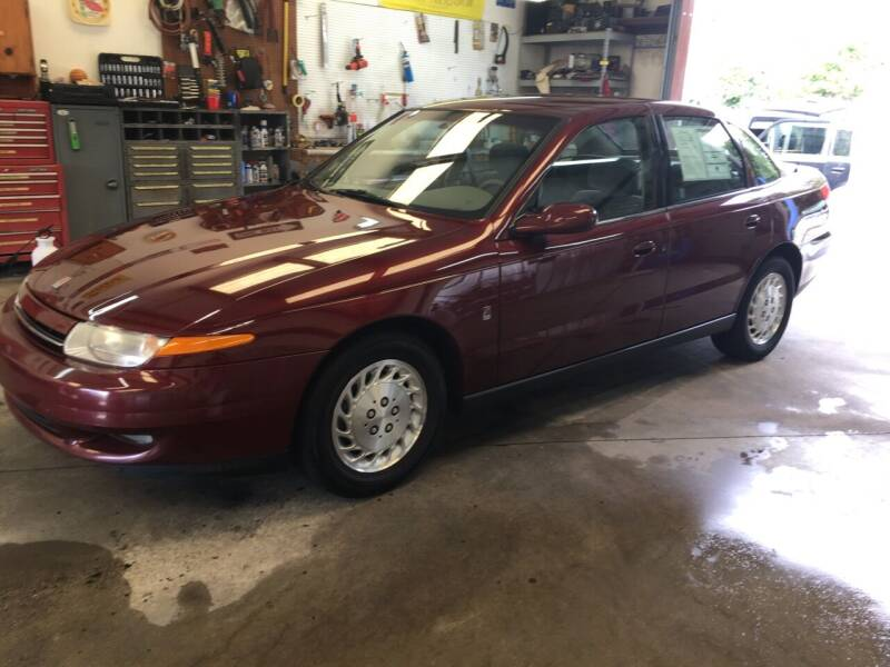 2001 Saturn L-Series for sale at Vanns Auto Sales in Goldsboro NC