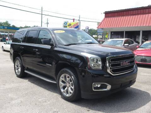 2015 GMC Yukon for sale at Discount Auto Sales in Pell City AL