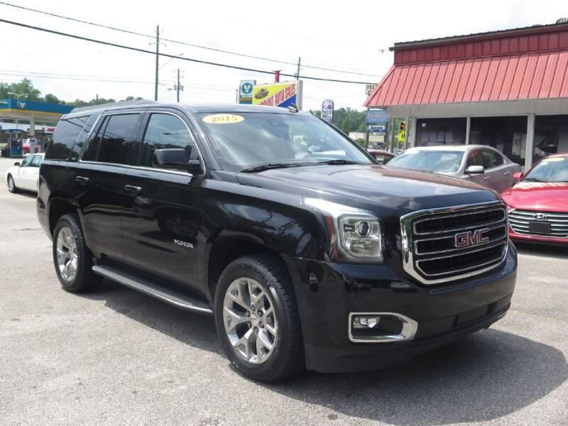 2015 GMC Yukon for sale at Discount Auto Sales in Pell City AL