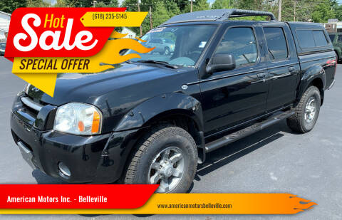 2003 Nissan Frontier for sale at American Motors Inc. - Belleville in Belleville IL