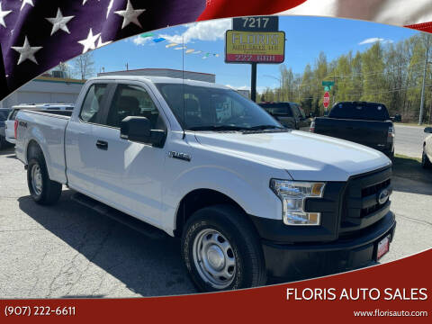2016 Ford F-150 for sale at FLORIS AUTO SALES in Anchorage AK