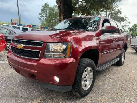 2010 Chevrolet Suburban for sale at Triple A Wholesale llc in Eight Mile AL