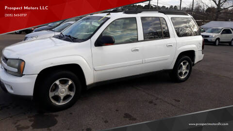 2005 Chevrolet TrailBlazer EXT for sale at Prospect Motors LLC in Adamsville AL