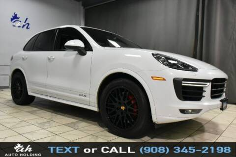 2018 Porsche Cayenne for sale at AUTO HOLDING in Hillside NJ