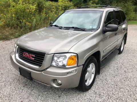 2003 GMC Envoy for sale at R.A. Auto Sales in East Liverpool OH