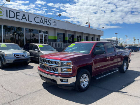 2014 Chevrolet Silverado 1500 for sale at Ideal Cars East Mesa in Mesa AZ