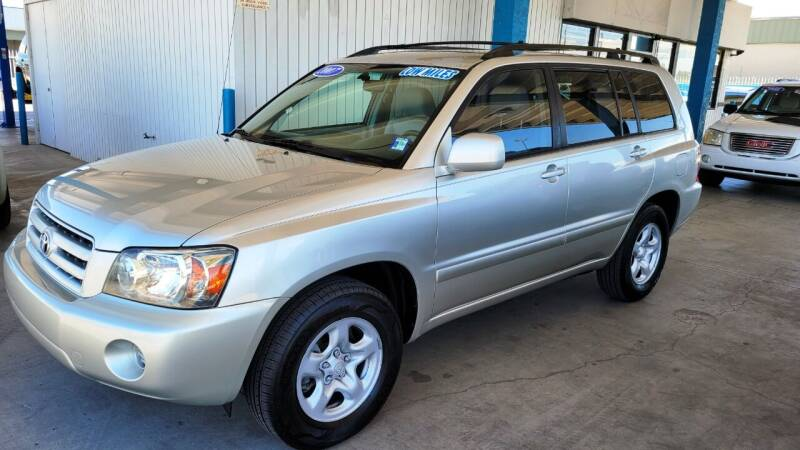2007 Toyota Highlander for sale at Bob Ross Motors in Tucson AZ