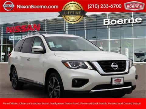 2020 Nissan Pathfinder for sale at Nissan of Boerne in Boerne TX