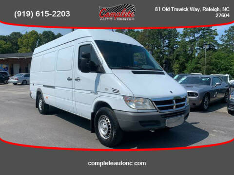 2005 Dodge Sprinter Cargo for sale at Complete Auto Center , Inc in Raleigh NC