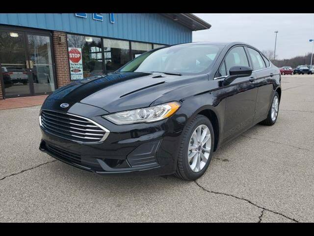2020 Ford Fusion Hybrid for sale in North Kingsville, OH