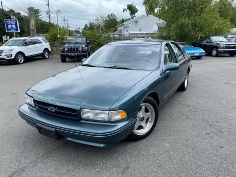 1996 Chevrolet Caprice for sale at Platinum Auto in Abington MA