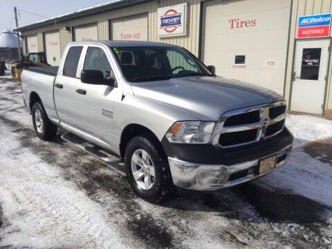 2017 RAM Ram Pickup 1500 for sale at TRI-STATE AUTO OUTLET CORP in Hokah MN