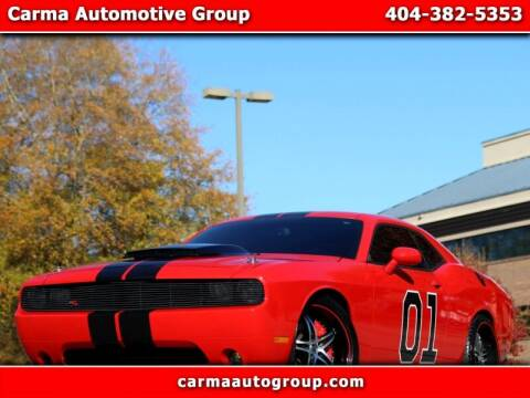 2014 Dodge Challenger for sale at Carma Auto Group in Duluth GA