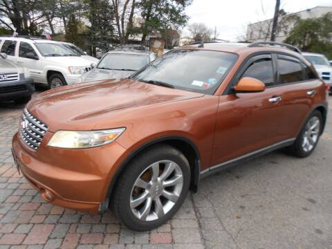 2003 Infiniti FX35 for sale at Precision Auto Sales of New York in Farmingdale NY