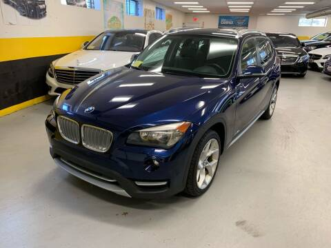 2014 BMW X1 for sale at Newton Automotive and Sales in Newton MA