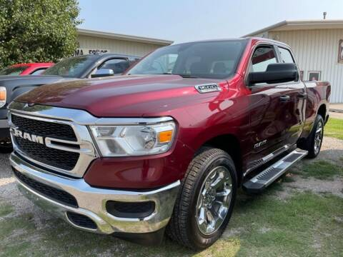 2019 RAM Ram Pickup 1500 for sale at Lumpy's Auto Sales in Oklahoma City OK
