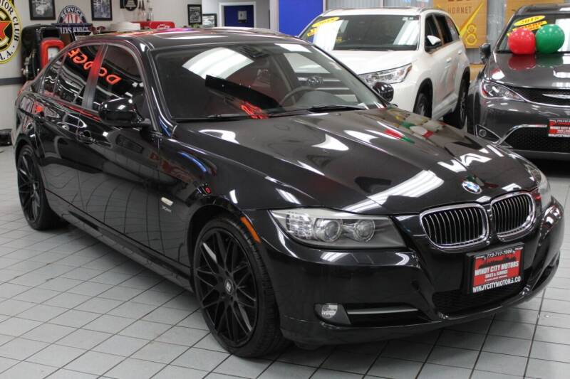 2011 BMW 3 Series for sale at Windy City Motors in Chicago IL