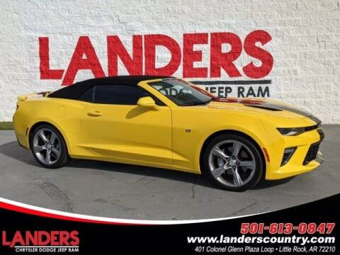 2017 Chevrolet Camaro for sale at The Car Guy powered by Landers CDJR in Little Rock AR