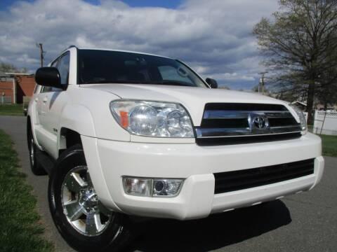 2005 Toyota 4Runner for sale at A+ Motors LLC in Leesburg VA