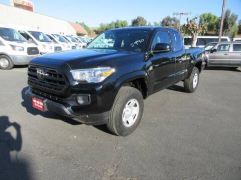 2019 Toyota Tacoma for sale at Norco Truck Center in Norco CA