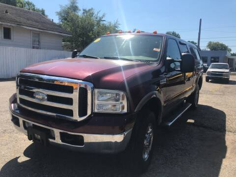2005 Ford F-250 Super Duty for sale at Pep Auto Sales in Goshen IN