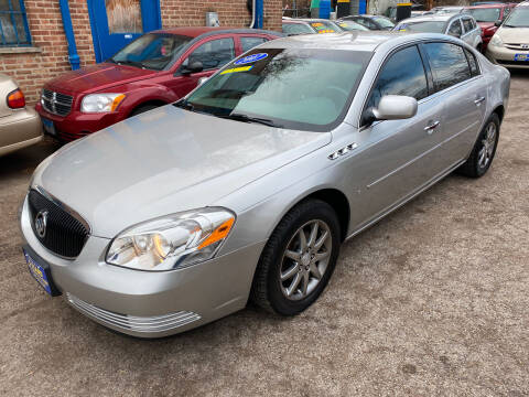 2007 Buick Lucerne for sale at 5 Stars Auto Service and Sales in Chicago IL