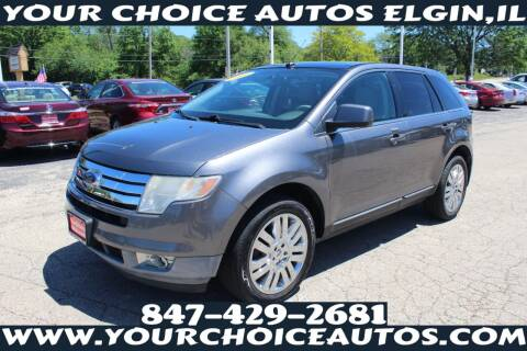 2010 Ford Edge for sale at Your Choice Autos - Elgin in Elgin IL