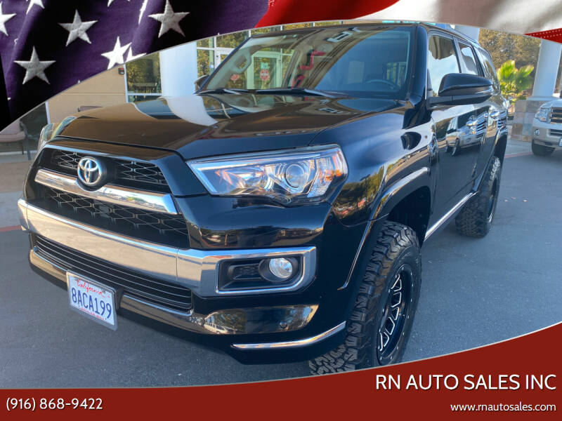 2015 Toyota 4Runner for sale at RN Auto Sales Inc in Sacramento CA