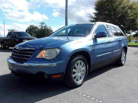 2007 Chrysler Pacifica for sale at Unique Auto Brokers in Kingsport TN