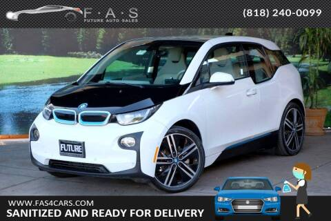 2015 BMW i3 for sale at Best Car Buy in Glendale CA