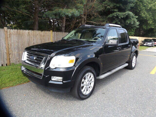 2007 Ford Explorer Sport Trac for sale at Wayland Automotive in Wayland MA