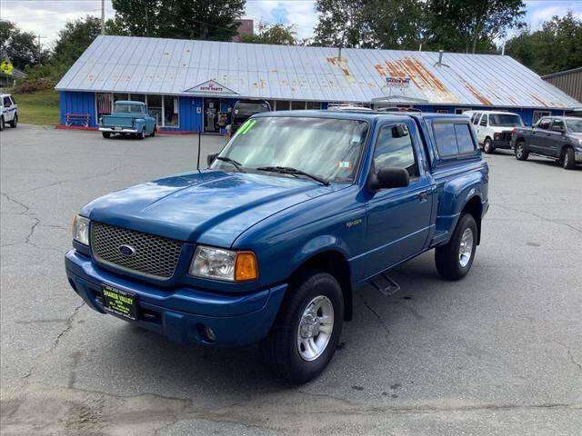 2001 Ford Ranger for sale at SHAKER VALLEY AUTO SALES in Enfield NH