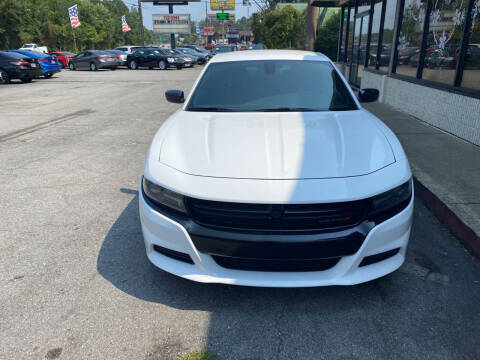 2016 Dodge Charger for sale at J Franklin Auto Sales in Macon GA