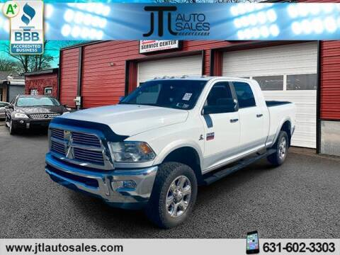 2012 RAM Ram Pickup 2500 for sale at JTL Auto Inc in Selden NY