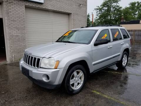 2007 Jeep Grand Cherokee for sale at New Clinton Auto Sales in Clinton Township MI
