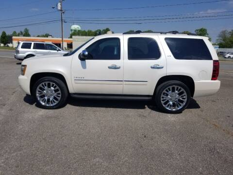 2011 Chevrolet Tahoe for sale at 4M Auto Sales | 828-327-6688 | 4Mautos.com in Hickory NC