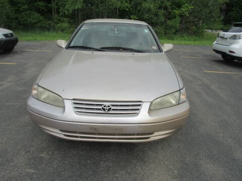 1998 Toyota Camry for sale at Heritage Truck and Auto Inc. in Londonderry NH