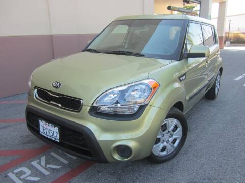 2013 Kia Soul for sale at PREFERRED MOTOR CARS in Covina CA