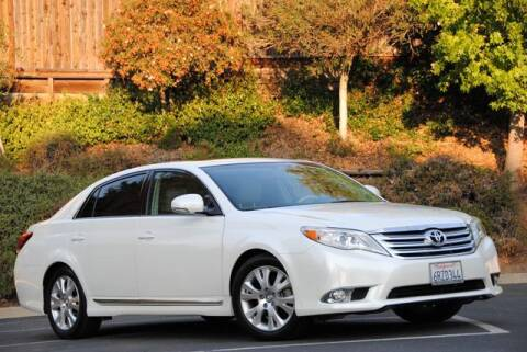 2011 Toyota Avalon for sale at VSTAR in Walnut Creek CA