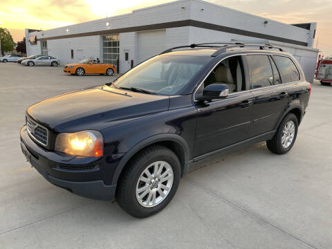 2008 Volvo XC90 for sale at EUROPEAN AUTOHAUS in Holland MI