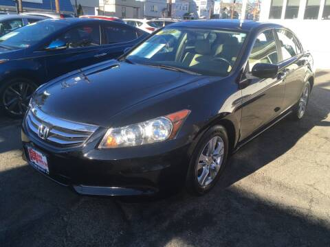 2011 Honda Accord for sale at B & M Auto Sales INC in Elizabeth NJ