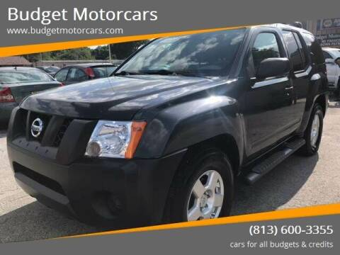2007 Nissan Xterra for sale at Budget Motorcars in Tampa FL
